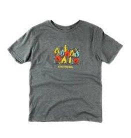 Fayettechill Fayettechill Electric Forest Kids T-Shirt