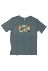 Fayettechill Fayettechill Delta Blues Kids T-Shirt