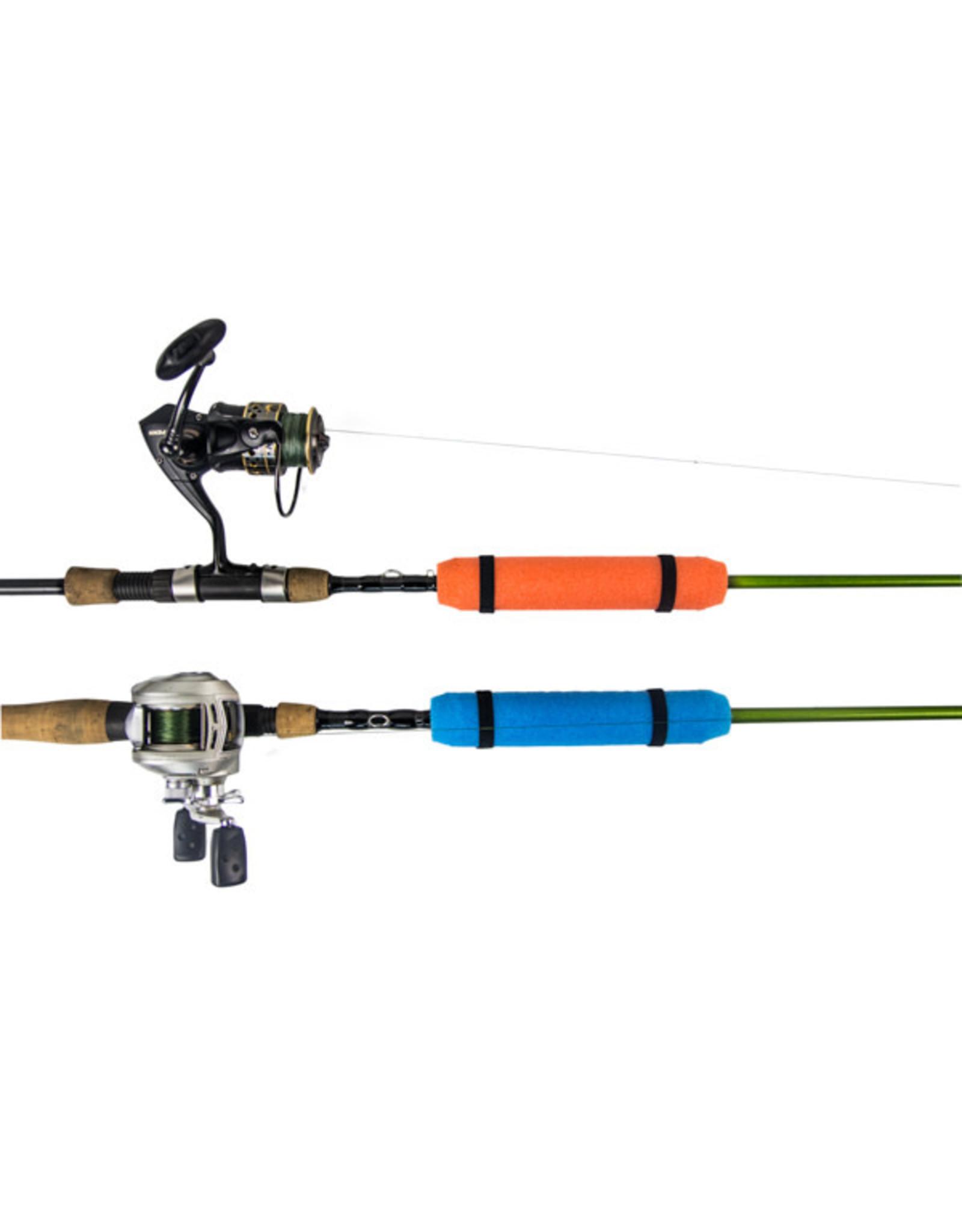 Fish Rod Floats, 3 Pak, Asst Clr