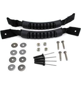 Kayak Handle Kit - Black Pair