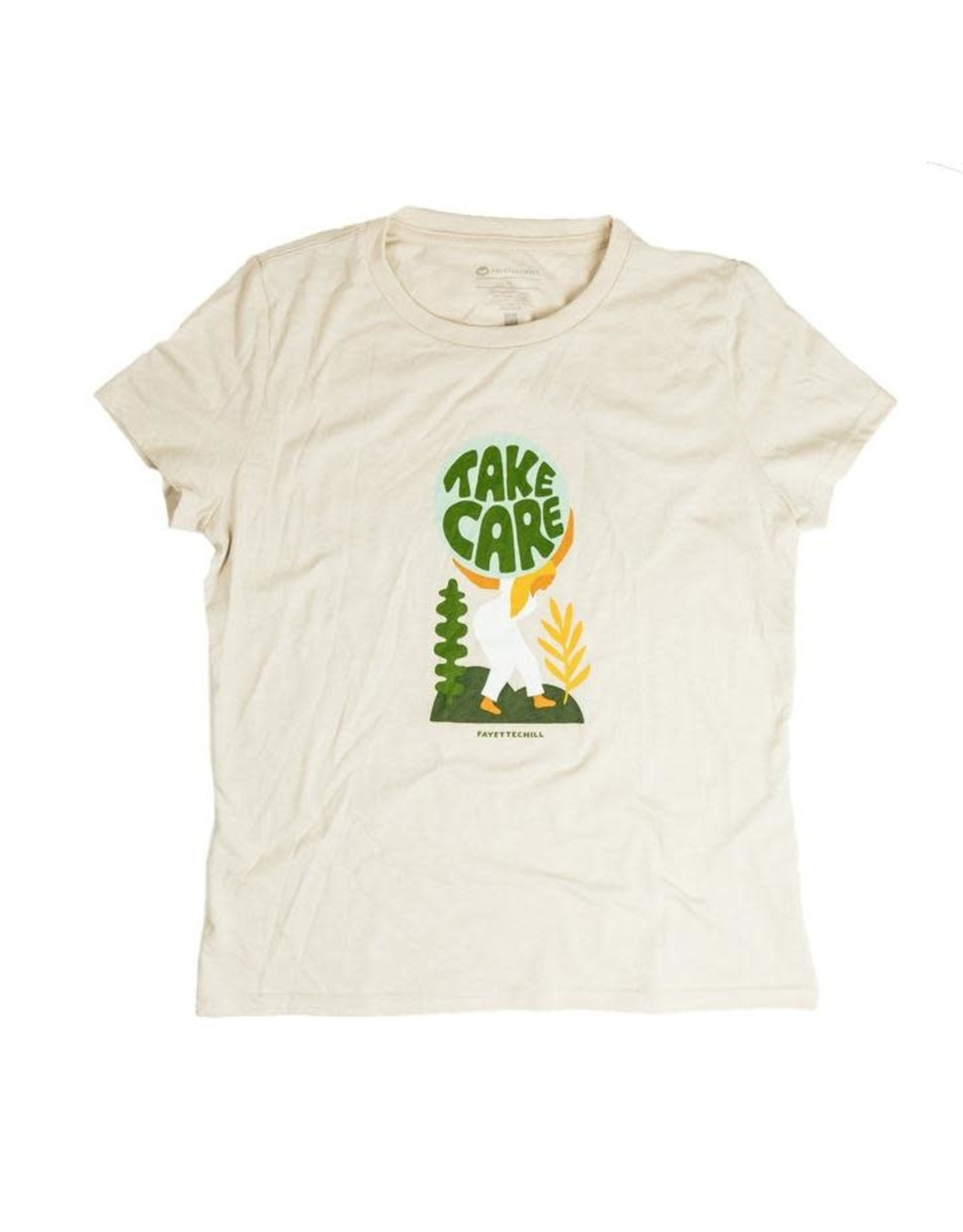 Fayettechill Fayettechill W's Mother Earth T-Shirt