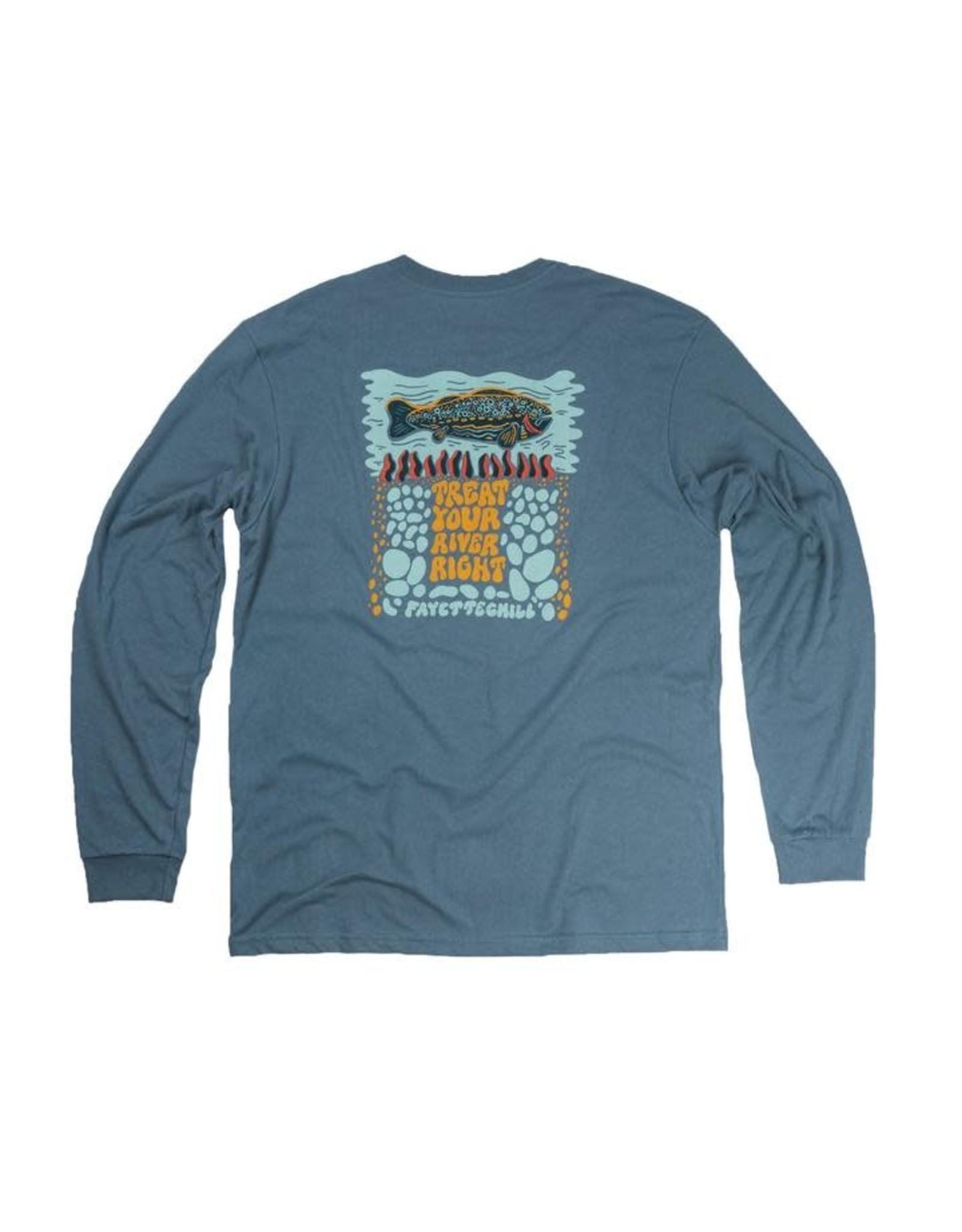 Fayettechill Fayettechill L/S Tyrr T-Shirt