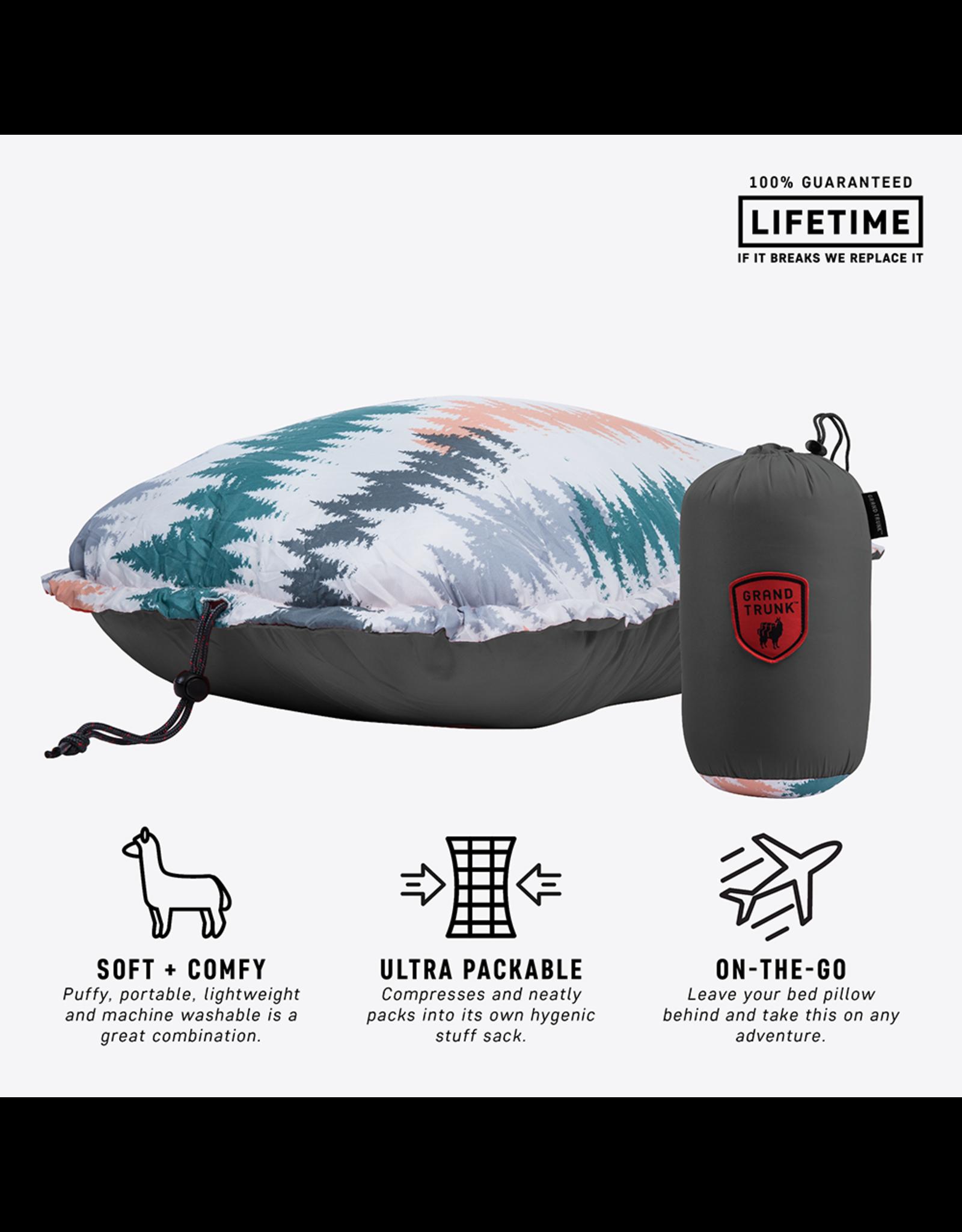 Grand Trunk GrandTrunk Puffy Travel Pillow