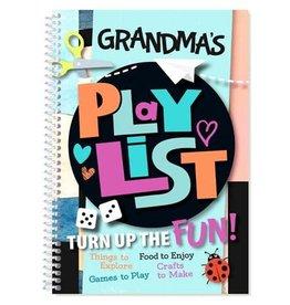 Wilcor Grandma's Playlist Book