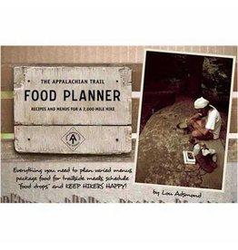 AP TRAIL CONSERVANCY Appalachian Trail Food Planner by Lou Adsmond