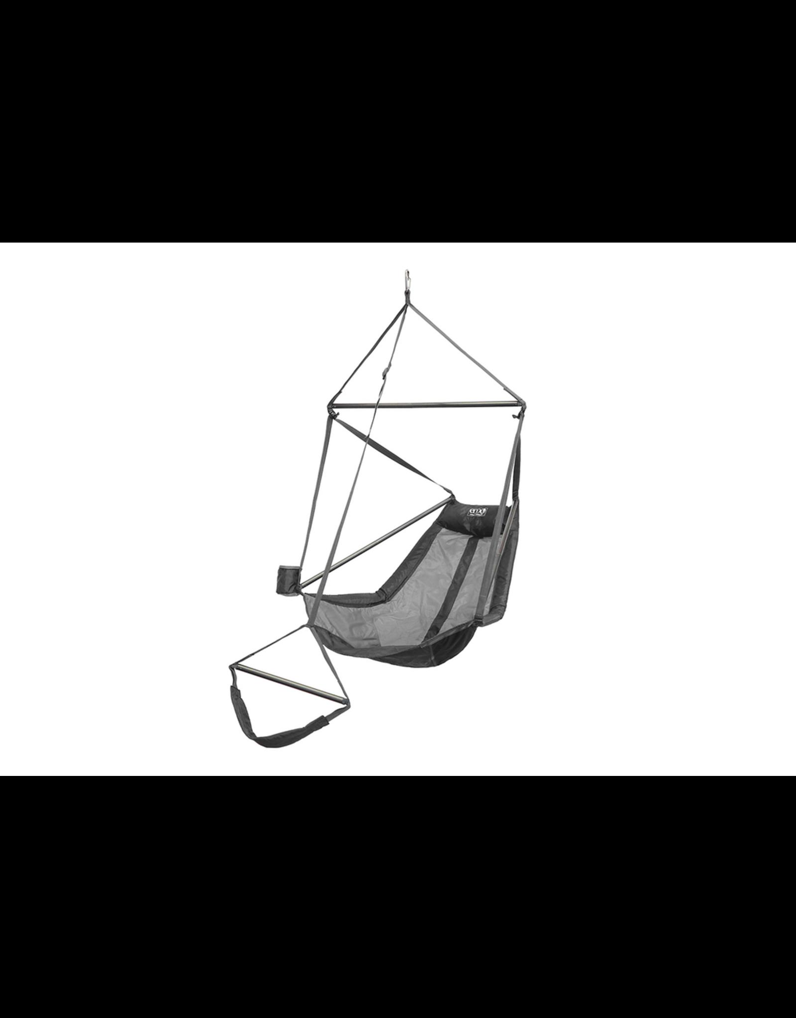 ENO ENO Lounger Hanging Chair (Black/Charcoal)
