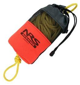 NRS NRS Compact Rescue Throw Bag 70' Orange