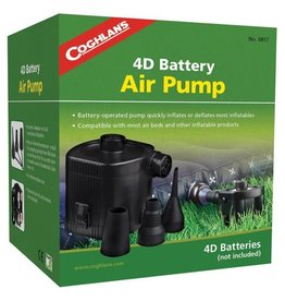 COGHLANS Battery Operated Air Pump