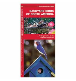 Waterford Press Backyard Birds of North America by James Kavanagh