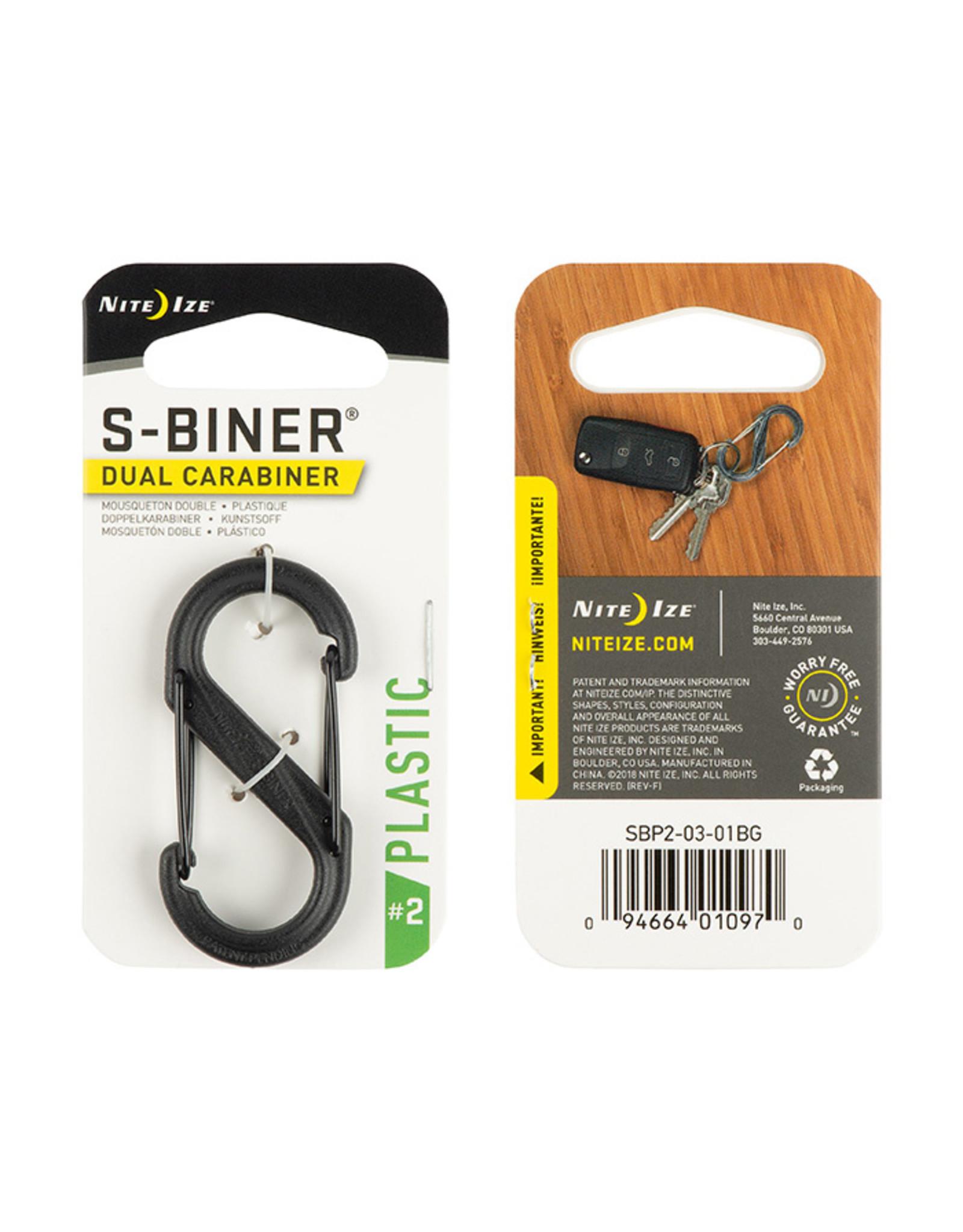 S-Binder Plastic #2 Black