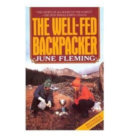 Random House The Well-Fed Backpacker by June Fleming