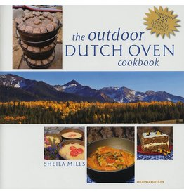 McGraw Hill Outdoor Dutch Oven Cookbook by Sheila Mill