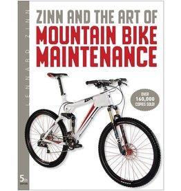 Velopress Zinn & The Art of Mountain Bike Maintenance by Lennard Zinn