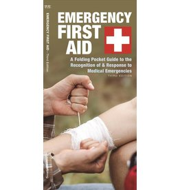 Waterford Press Emergency First Aid by James Kavanagh
