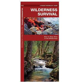 Waterford Press Wilderness Survival by James Kavanagh
