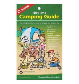 First Time Camping Guide
