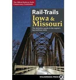Wilderness Press Rail-Trails Iowa & Missouri