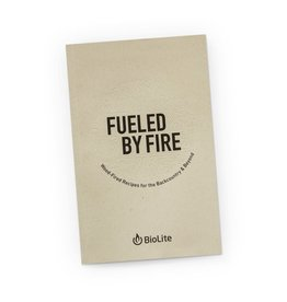 BioLite Fuel by Fire Cookbook