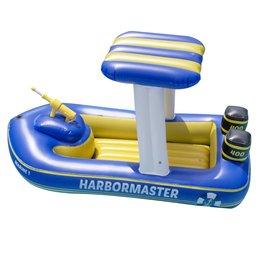 Swimline Harbor Master Patrol Boat w/ Action Pump Squirter