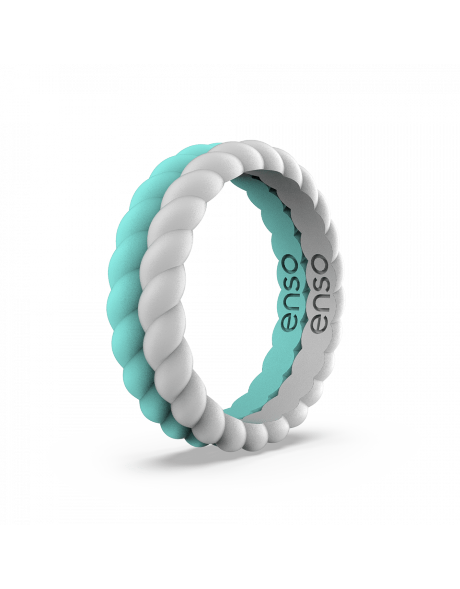 Enso Rings Enso Rings Stack Ring - Double