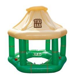 Swimline Inflatable Floating Tiki Bar