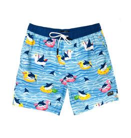 Islandhaze IslandHaze M's Sharky Boardshorts