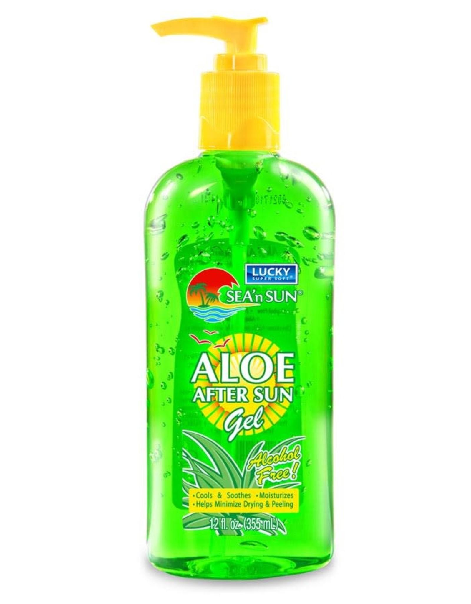 Sea'n Sun Aloe After Sun Gel 12 oz.