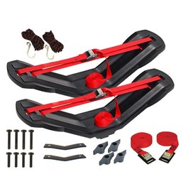 Malone Malone SeaWing Kayak Carrier with Tie-Downs - V Style