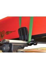Malone Malone BigFoot Pro Canoe Carrier with Tie-Downs - Gunwale Brackets