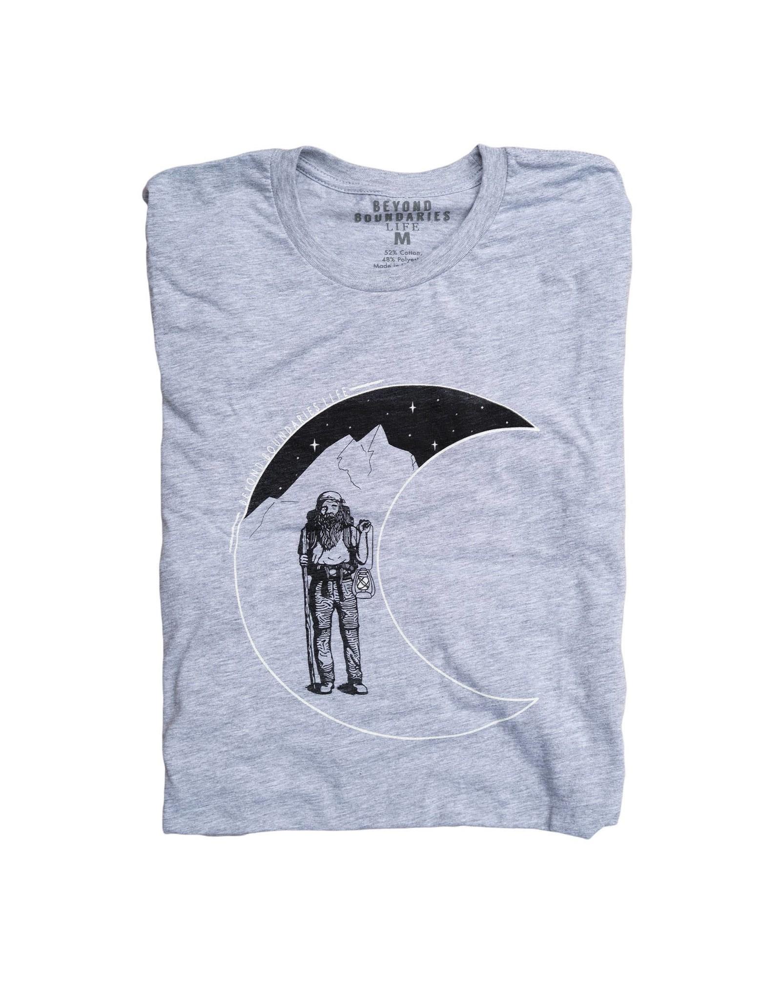 Beyond Boundaries Beyond Boundaries S/S Night Moon T-Shirt