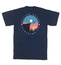 Nature Back S/S Cliff T-Shirt