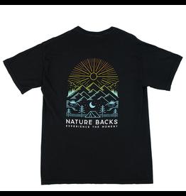 Nature Back S/S Daybreak T-Shirt