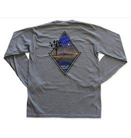 Nature Back L/S Stellar T-Shirt