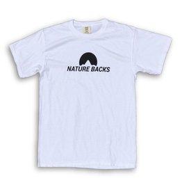 Nature Back S/S Logo T-Shirt