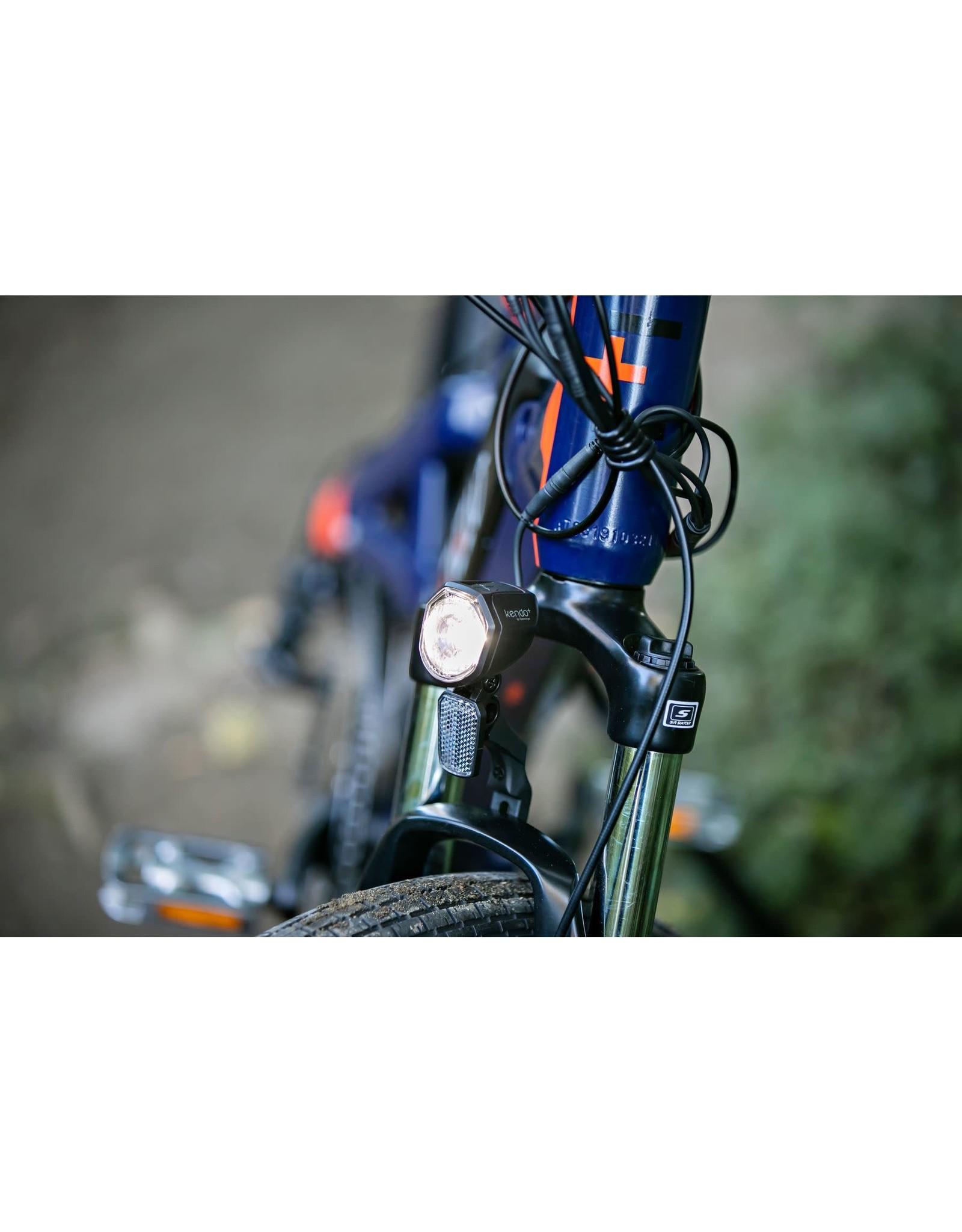 Evelo Evelo Aries Full Suspension E- Bike