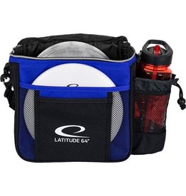 Latitude 64 Slim Bag Disc Golf Bag Blue