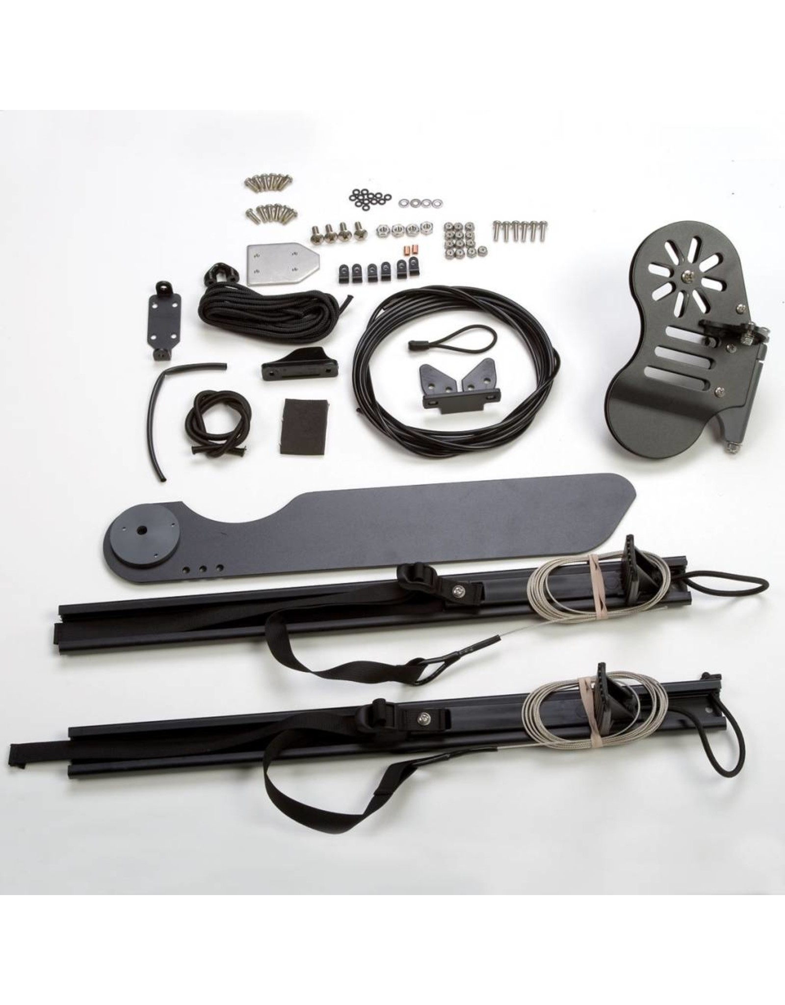 Old Town Dirigo Twin Rudder Kit