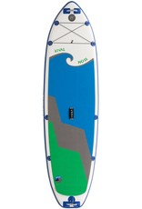 "Hala Rival Hoss 10'10"" Inflatable Paddleboard"
