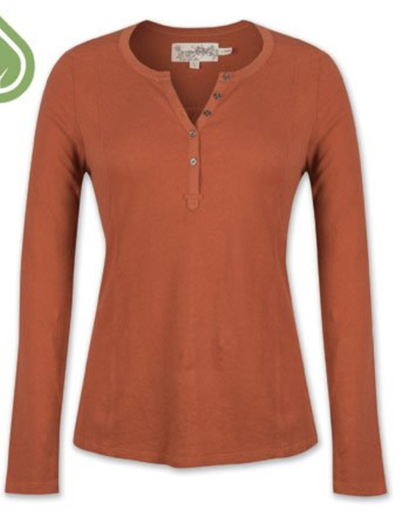 Aventura Brook Long Sleeve Top (W)