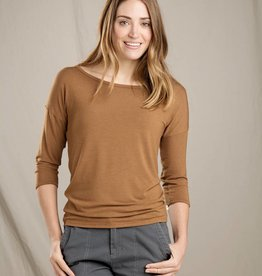 Toad & Co Toad & Co Tolllis 3/4 Top Top (W)