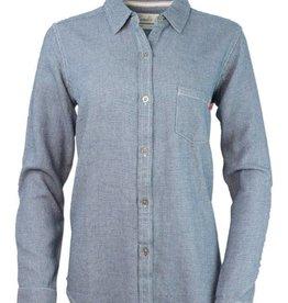 Purnell Purnell Dobby Button-Up Shirt (W)