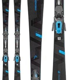 Head Sports Inc. Head Pure Joy 73 SLR Alpine Ski w/Joy 9 GW (W) 18/19