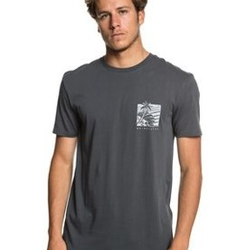 Quicksilver-Roxy Snow Quiksilver Glimpse Of Paradise Tee (M)