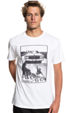 Quicksilver-Roxy Snow Quiksilver Against All Odd Balls Tee (M)