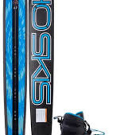 "HO Sports HO 69"" EVO Slalom Waterski w/FreeMax (10-15) ART Boot (A) 2018"