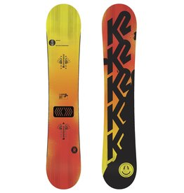 K2 Corp K2 Happy Hour Snowboard (M) 17/18