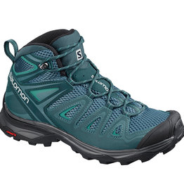 Salomon North America Salomon X Ultra Mid 3 Aero Hiking Boot, (W)