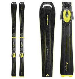 Head Sports Inc. Head Super Joy 75 SLR Alpine Ski w/Joy 11 SLR (W) 17/18