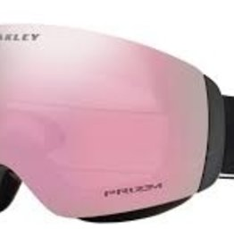 Oakley Oakley Canopy Goggle, Matte Black w/Prizm HI Pink Lens