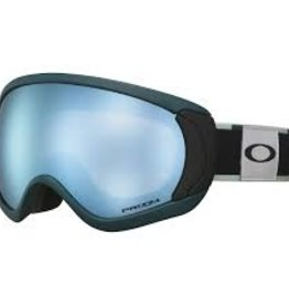 Oakley Oakley Canopy Goggle, Railwork Jasmine Blk w/Prizm Saphire Iri.